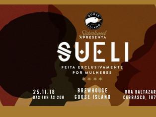 African IPA Sueli será lançada em homenagem à ativista antirracista