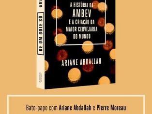 Autora de livro sobre a história da Ambev participa de bate-papo, no Rio, sobre o 'dinossauro&#3