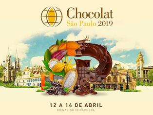 Chocolate é estrela de festival em São Paulo
