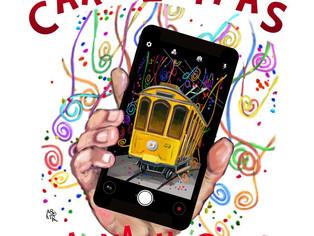Desfile virtual das Carmelitas e edital para blocos de rua abrem o Não-Carnaval 2021 ComuniC