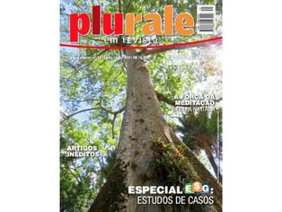 Edição 74 de Plurale em revista joga luz em uma nova sigla do ambiente sustentável: ESG