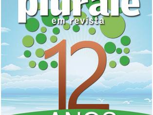 Revista 'Plurale' comemora 12 anos com seminário no Rio de Janeiro