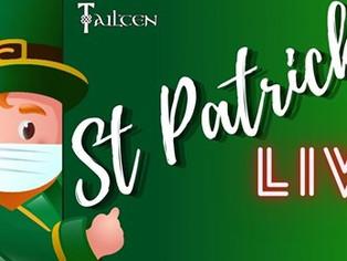 Bandas de música irlandesa promovem festival online em homenagem a St. Patrick