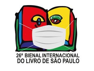 Bienal do livro SP realiza edição virtual