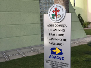 Bem-vindo ao Caminho Brasileiro de Santiago de Compostela