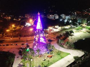 Árvore de Natal de Niterói terá presépio que poderá ser visitado pelo público