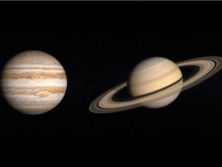 Alinhamento dos planetas Júpiter e Saturno e o início de uma nova Era