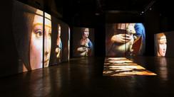Exposição sobre Leonardo da Vinci em versão virtual pode ser visitada gratuitamente
