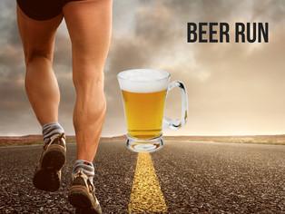 Como participar de beer run sem colocar sua saúde em risco