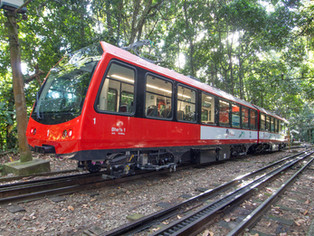 Trem do Corcovado completa 135 anos e ganha novas composições