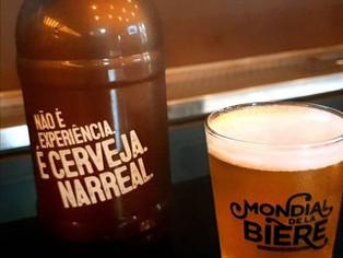 Mondial de Là Biere Rio online terá colabs exclusivas, lançamento de livro e marca de cara nova