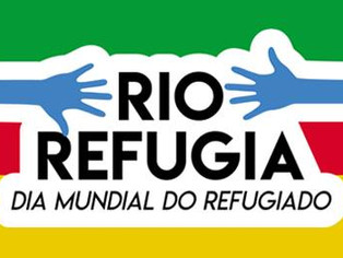 Rio Refugia transforma Sesc Tijuca em pequena ONU por um dia