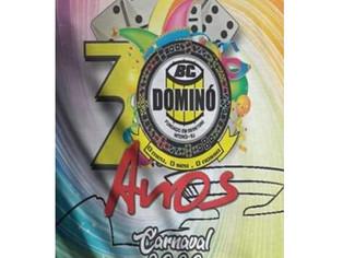 Bloco Dominó comemora 30 anos de Carnaval em Niterói