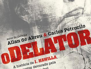 Livro conta a história da ascensão e queda de um homem que foi sinônimo de poder e corrupção no fute
