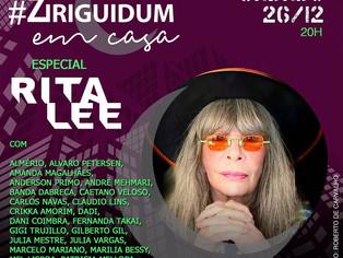 Live celebra os 73 anos de Rita Lee