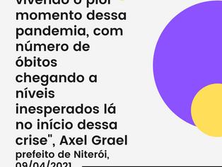 Niterói prorroga medidas restritivas até 18 de abril