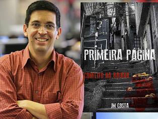 Jornalista usa referências reais do Rio para escrever seu primeiro thriller de ficção