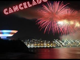Festas de Réveillon canceladas em Niterói