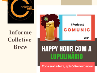 Happy Hour com a Lupulinário 16-04-2021