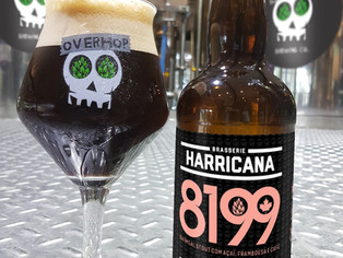 Com dupla nacionalidade, 8199 desembarca no Mondial de la Bière