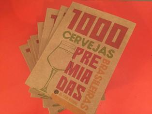 Livro faz ranking das cervejas brasileiras premiadas