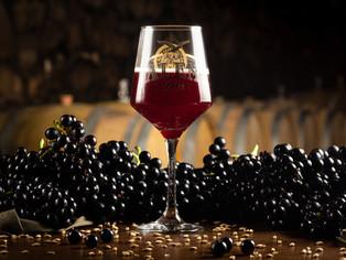 Rótulo da Alem Bier, Merlot Grape Ale conquista título de melhor cerveja do Brasil