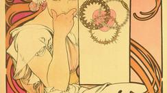 CCBB-RJ reabre com exposição de Alphonse Mucha e suas obras ícones da Art Nouveau