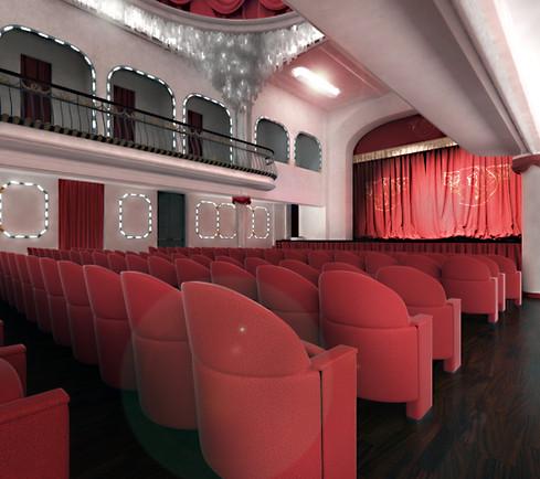 Restauro Teatro Comunale