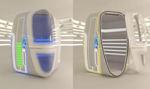 Cryogenic Cab