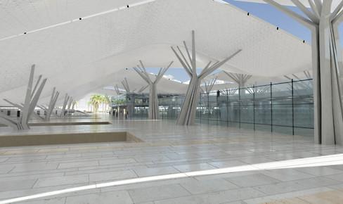 Muscat Train Station