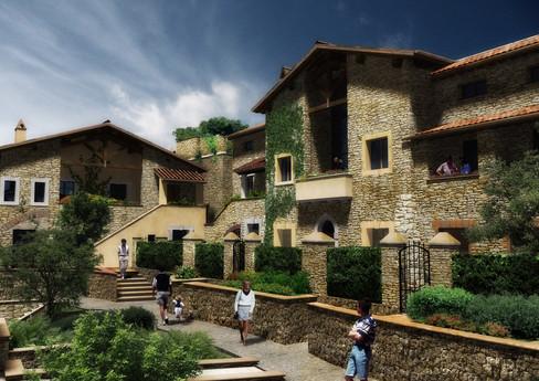 Ficulle Villas