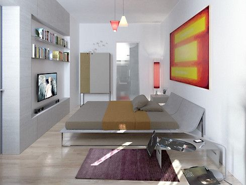 Private Apartment Design