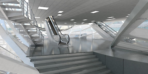 Rome Airport People Mover