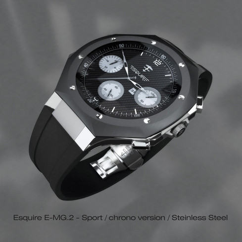 Esquire E-MG.2/chrono