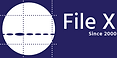 File X Logo for Mobile
