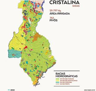 Cristalina sedia fórum presidido pela Sudeco sobre desenvolvimento sustentável