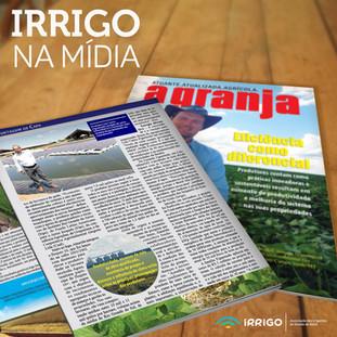 Presidente da Irrigo implanta projeto pioneiro de energia fotovoltaica em Cristalina e é destaque na