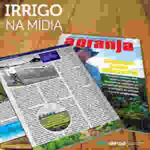 Revista A Granja destaca projeto de energia solar em Cristalina
