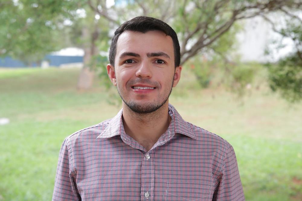 Thiago Fontene, especialista em recursos hídricos da ANA