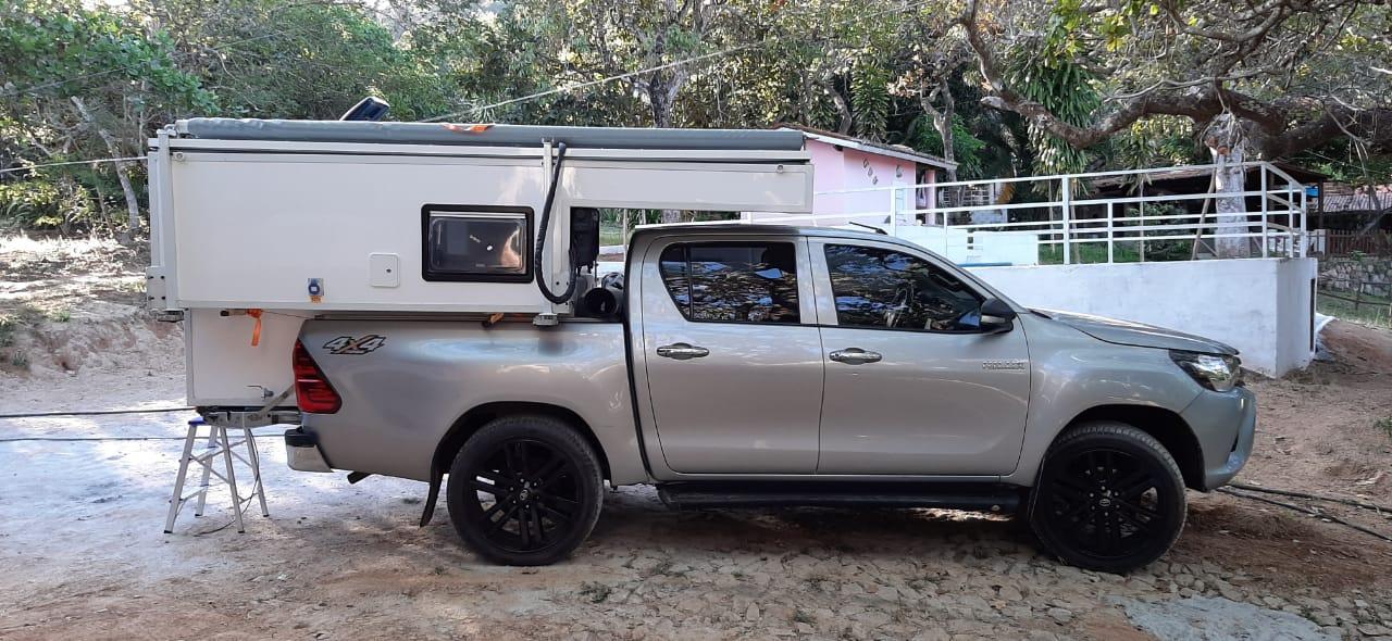 camper thac adventure