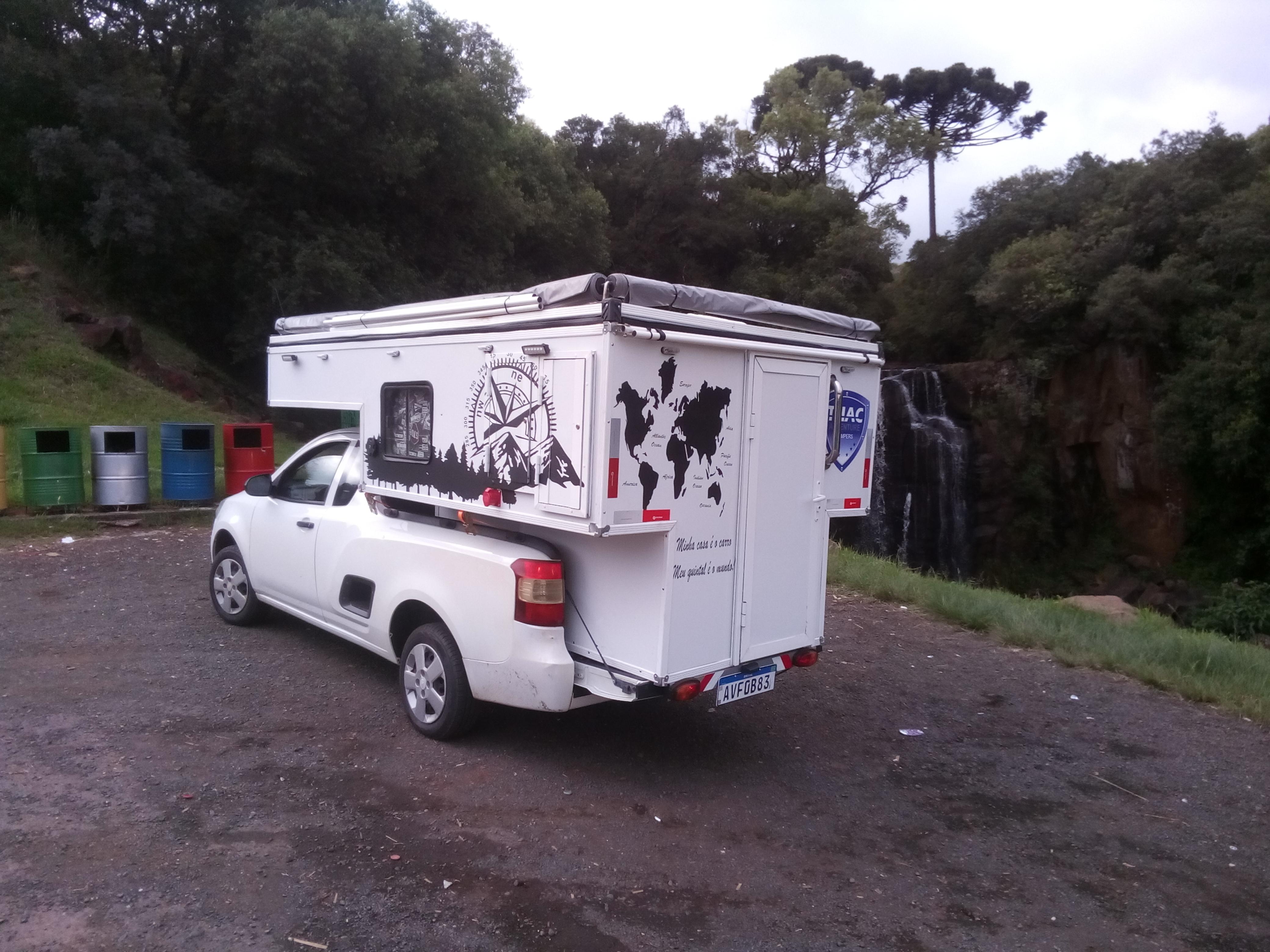 Thac Adventure Camper