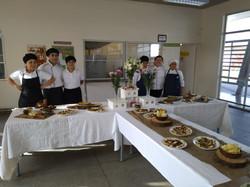 Staff de Pinara