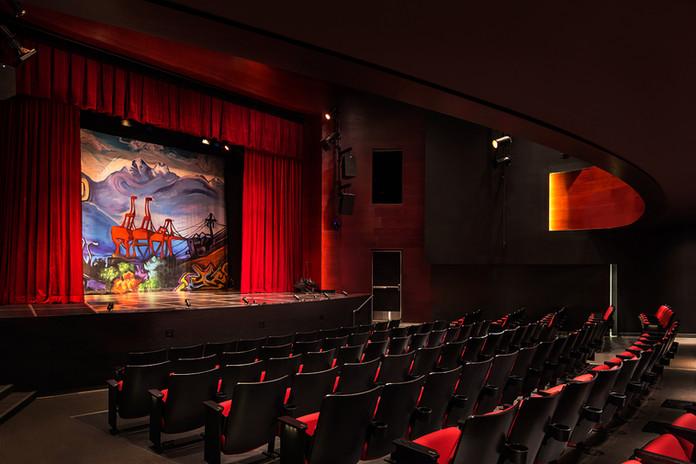 York Theatre (Interior)