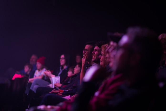 Cultch Audience