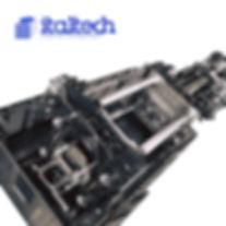 injection moulding machine italtech uk imm kl series tie bars