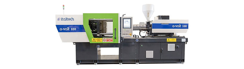 injection moulding machine e- volt italtech imm