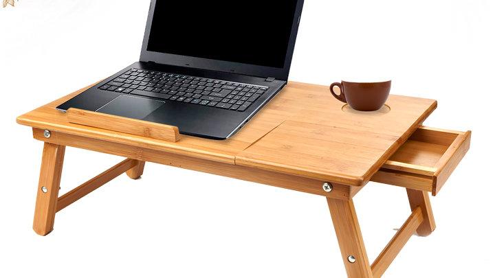 BAMBOO | Bàn laptop gấp gọn đa năng cao cấp 100 tre tự nhiên