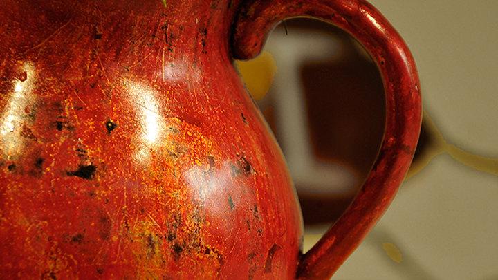 Lọ hoa gốm sơn mài Good Homes - Phú Quý Affluence - Rustic Style