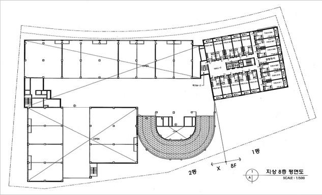 지상 8층 (8F)