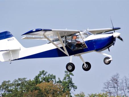 Flying Kentucky